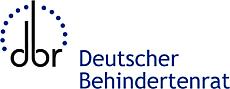 Logo Deutscher Behindertenrat