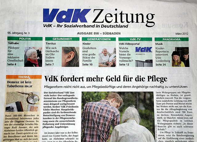 Zeitung Baden Württemberg