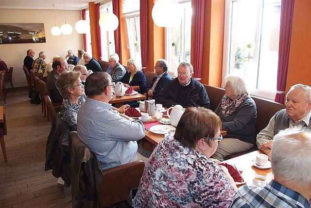 Vdk Frühstück In Ritterhude Sozialverband Vdk Niedersachsen Bremen