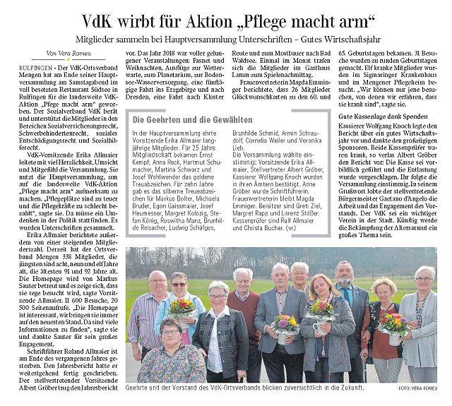 Mengen Schwäbische Zeitung