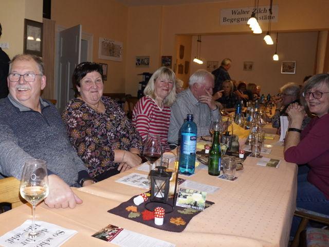 Weinprobe Hessen