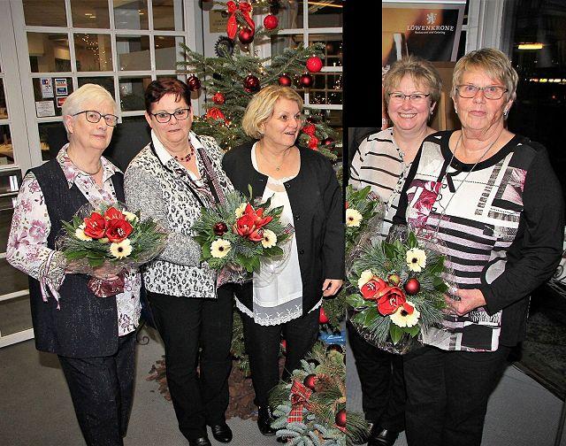 Weihnachtsfeier In Braunschweig.Weihnachtsfeier Mit Ehrungen Sozialverband Vdk Niedersachsen Bremen