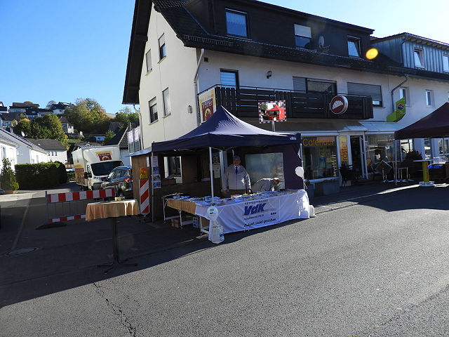 Unser Stand 2018