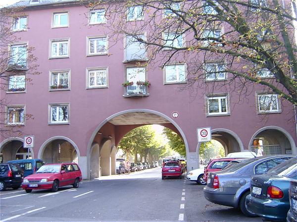 Riederwald Frankfurt
