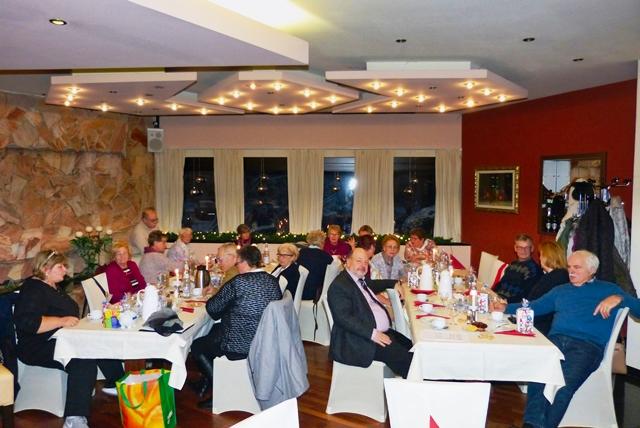 Weihnachtsfeier Hessen.Weihnachtsfeier 2017 Sozialverband Vdk Hessen Thüringen