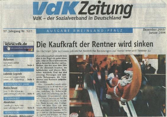 Vdk Rheinland Pfalz
