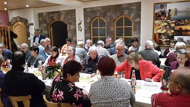 Weihnachtsfeier Hessen.Weihnachtsfeier 2018 Sozialverband Vdk Hessen Thüringen