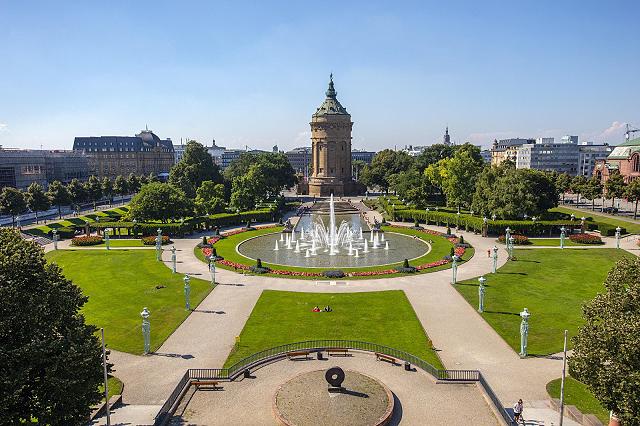 Einwohnerzahl Mannheim