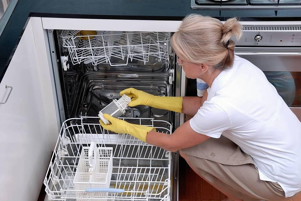 spülmaschine wäscht nicht richtig