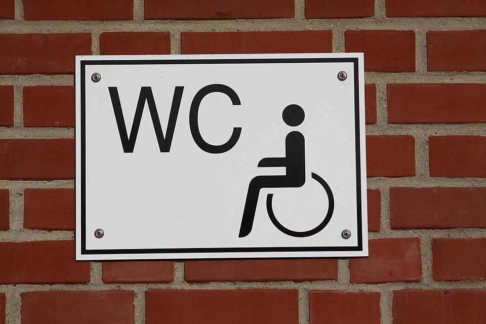 Fur Behindertentoiletten Gibt Es Den Euroschlussel Sozialverband