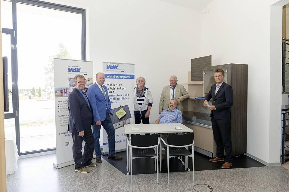 Architekt Heilbronn möglichst lange zuhause wohnen bleiben sozialverband vdk baden