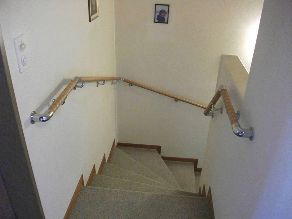 Das leben ist wie eine treppe