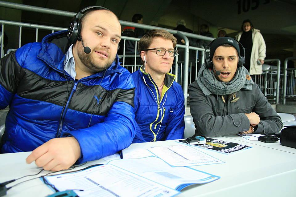 Live Reporter Machen Fussball Fur Blinde Zum Erlebnis
