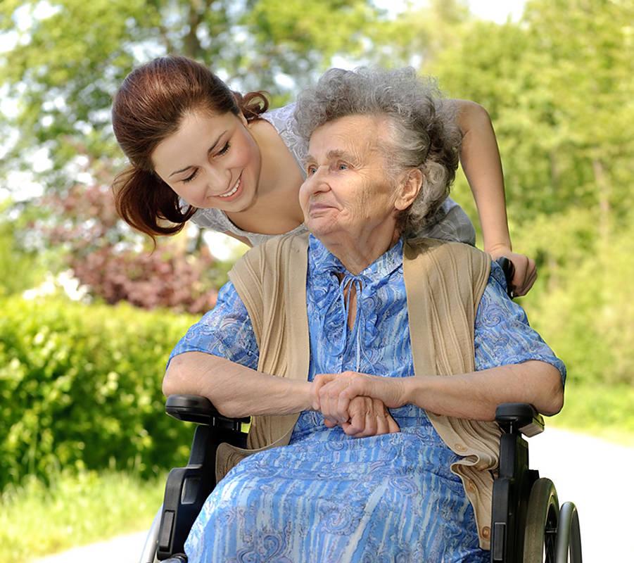 Senioren-Friseur Dating