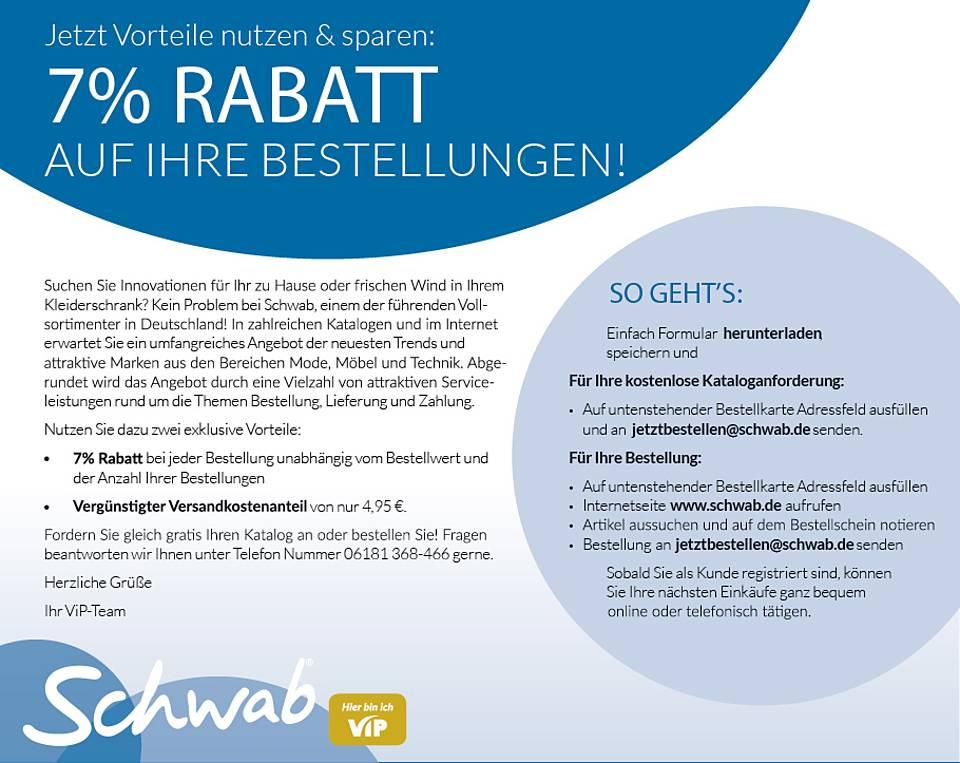 www schwab de vip
