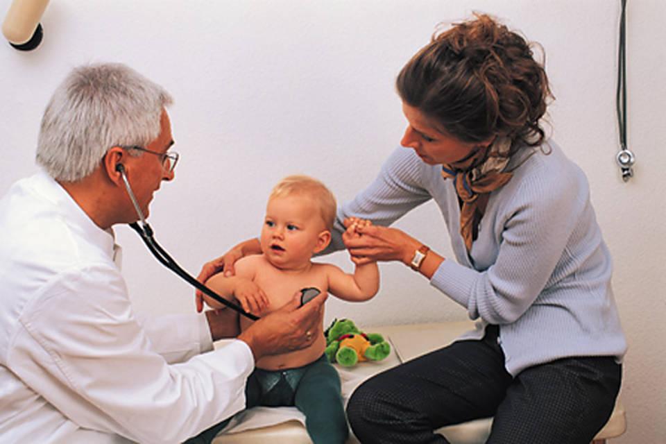Kinderarzt Altersgrenze