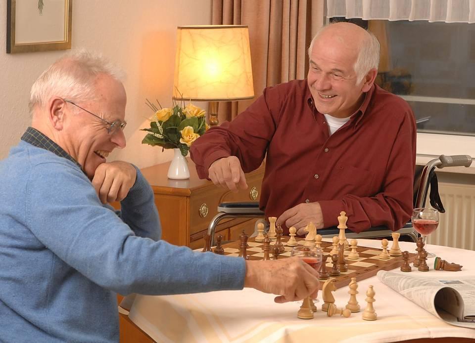 Spielen Im Alter